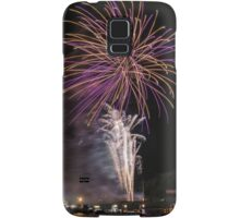 Fireworks spectacular Samsung Galaxy Case/Skin