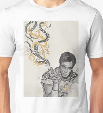 Marlon Brando - Quotes Art Unisex T-Shirt