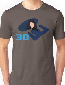 TNG 30 | Minimalist Counselor Troi Unisex T-Shirt
