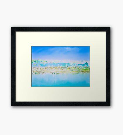 Lucy Loomis II Framed Print