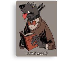awarewolf Canvas Print