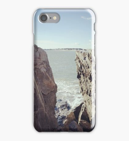 Between the waves iPhone Case/Skin
