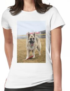 Soggy Smiler Womens Fitted T-Shirt