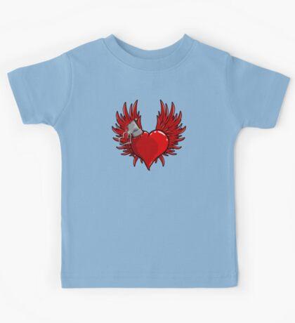 Heart Bomb Kids Tee