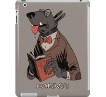 awarewolf iPad Case/Skin