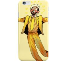 master of karate and friendship iPhone Case/Skin