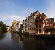 La Petite France, Strasbourg by Emma Stone