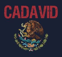 Cadavid Surname Mexican Kids Clothes