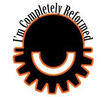 I'm Completely Reformed Clockwork Orange by katertot159