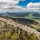 Path to Snowdon by Adrian Evans
