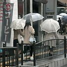 Rainy Day Tokyo by phil decocco