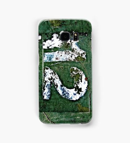Dirty Dozen Samsung Galaxy Case/Skin