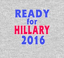 READY FOR HILLARY 2016 Women's Fitted Scoop T-Shirt