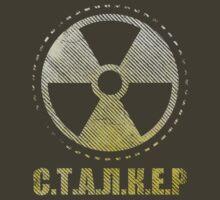 STALKER - Loner Faction Patch T-Shirt