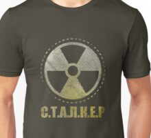 STALKER - Loner Faction Patch Unisex T-Shirt