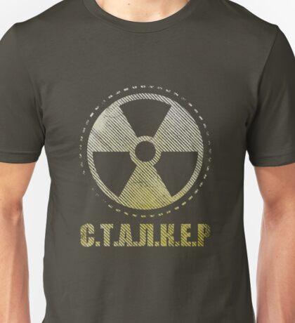 STALKER - Loner Faction Patch Unisex T-Shirt
