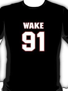 NFL Player Cameron Wake ninetyone 91 T-Shirt