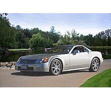 2007 Cadillac XLR Sports Coupe Photographic Print