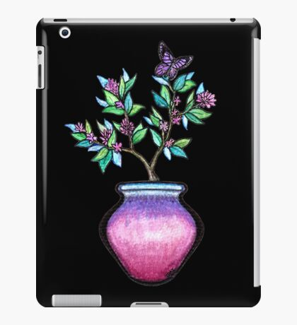 Dusk Vase  iPad Case/Skin