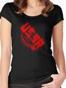 Russian Red Women's Fitted Scoop T-Shirt