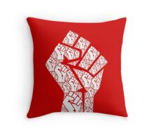 Viva La Reproduction! © Throw Pillow