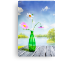 Mid Summer Canvas Print