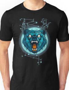 Galaxy Bear Unisex T-Shirt