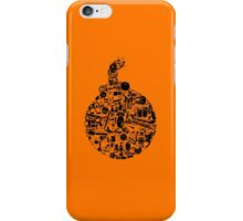 things that go... BOOM!!! iPhone Case/Skin
