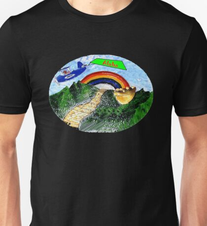Pot O' Gold...Filled with Aloha Unisex T-Shirt