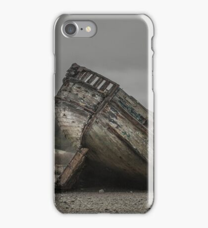 Dulas Bay Anglesey  iPhone Case/Skin