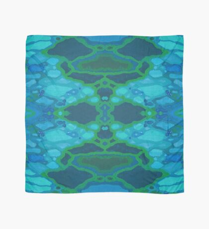 Arts & Crafts Beach Bungalow Design 1 Scarf