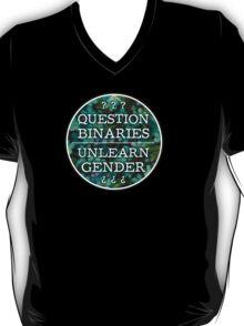 Question & Unlearn T-Shirt