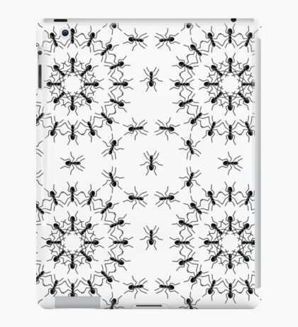 anthill  pattern iPad Case/Skin