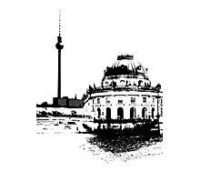 Bode Museum Berlin Photographic Print