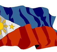 Philippines Flag by kwg2200