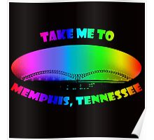 Take Me to Memphis, Tennessee Poster