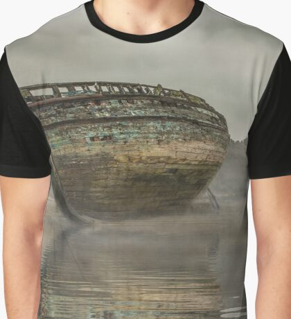 Shipwreck reflections  Graphic T-Shirt