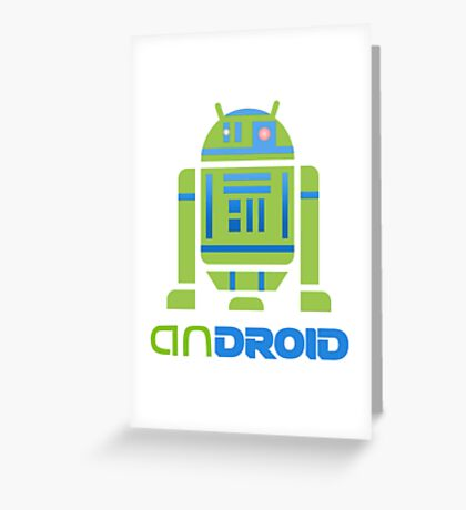 anDROID Greeting Card