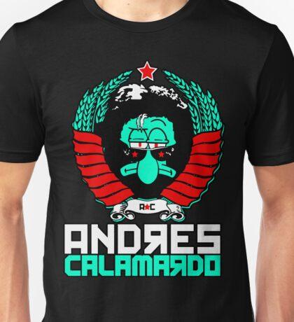 Andrés Calamardo Unisex T-Shirt