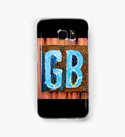 GB Samsung Galaxy Case/Skin