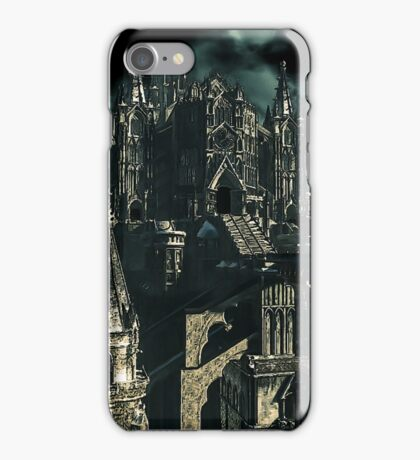 The Fabric of Time Wavers iPhone Case/Skin