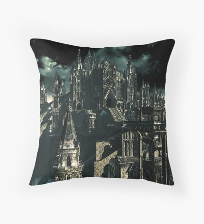 The Fabric of Time Wavers Throw Pillow