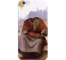 Invisible Bohemian iPhone Case/Skin
