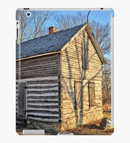 Pioneer House iPad Case/Skin