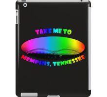 Take Me to Memphis, Tennessee iPad Case/Skin