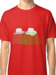 Glitch Hats Guy Fawkes hat Classic T-Shirt