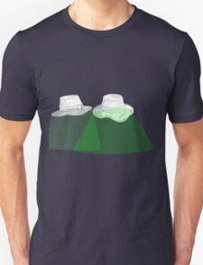 Glitch Hats Guy Fawkes hat T-Shirt