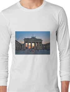 Brandenburg Gate Long Sleeve T-Shirt