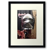 Here's Looking At You Baby Framed Print