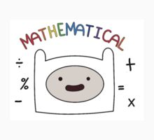 Adventure Time Finn MATHEMATICAL T-Shirt